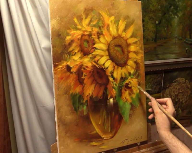 Kraina Soncya_oil-painting_lessons